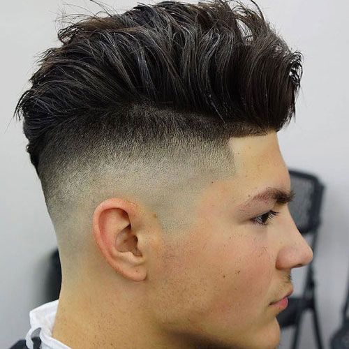 47++ Fade haircuts with long hair inspirations