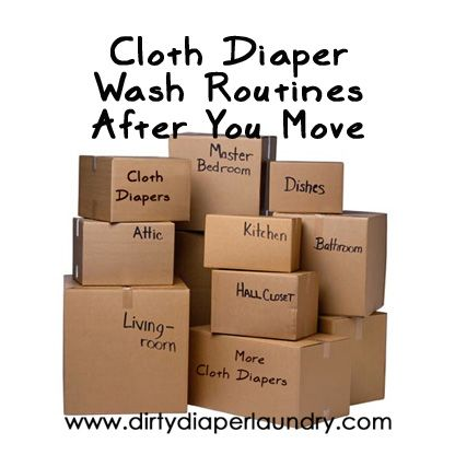 Ask anyone what their cloth diaper washing routine is and you will get 20 different answers from 20 different women.  There are just so many factors at work in washing cloth diapers and that is why it is the toughest part of cloth diapering for most