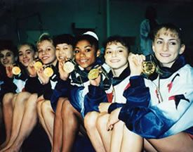 Because these girls were my heroes . . . @Brittany Baker -same here!