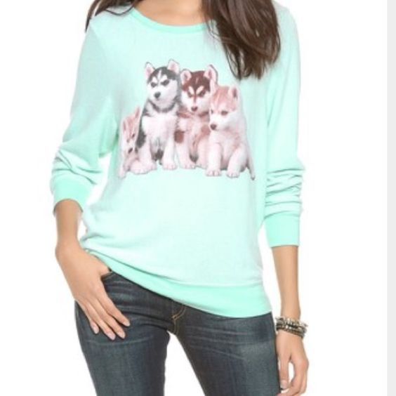ISO wildfox huskies shirt!! Looking for! Please let me know if you are willing to sell this looking for sizes xs-s  any color!!! Please share!!! Wildfox Tops