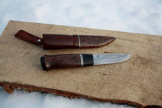 Jani Ryynänen | nordiska knivar