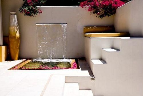 30 ideas para decorar tu jard n con fuentes ideas and - Ideas para decorar tu jardin ...