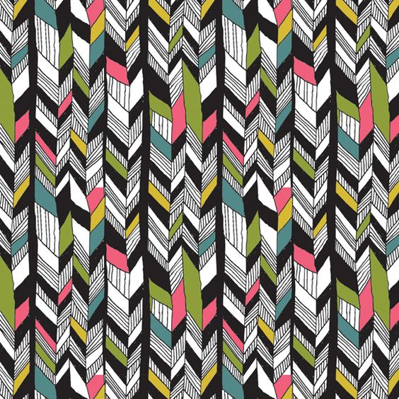 A perfect pattern, by Lisa Congdon: Prints Patterns, Colors Pattern, Pattern Design, Congdon Patterns, Lisa Congdon, Cool Patterns, Patterns Prints, Patterns Texture