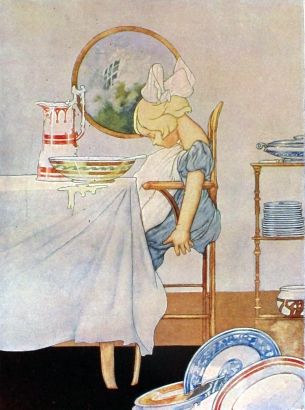 After Dinner Rest Awhile - Charles Robinson's Picture Book *~❤•❦•:*´`*:•❦•❤~*