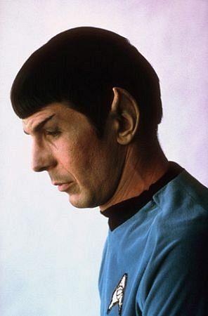 Happy 81st Birthday, Spock! :)