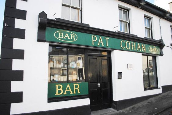 """pub from """"The Quiet Man"""""""