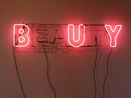 So true... Its Buy to be Beautiful these days. So many beauty products out there: