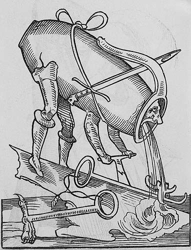François Rabelais. Les Songes Drolatiques de Pantagruel. Paris : Edwin Tross, 1869.