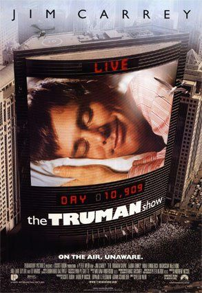 Truman Burbank has lived his entire life, since before birth, in front of cameras for The Truman Show, although he is unaware of this fact. Truman's life is filmed through thousands of hidden cameras, 24 hours a day and broadcast live around the world, allowing executive producer Christof to capture Truman's real emotion and human behavior when put in certain situations.