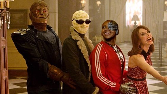Doom Patrol on DC Universe