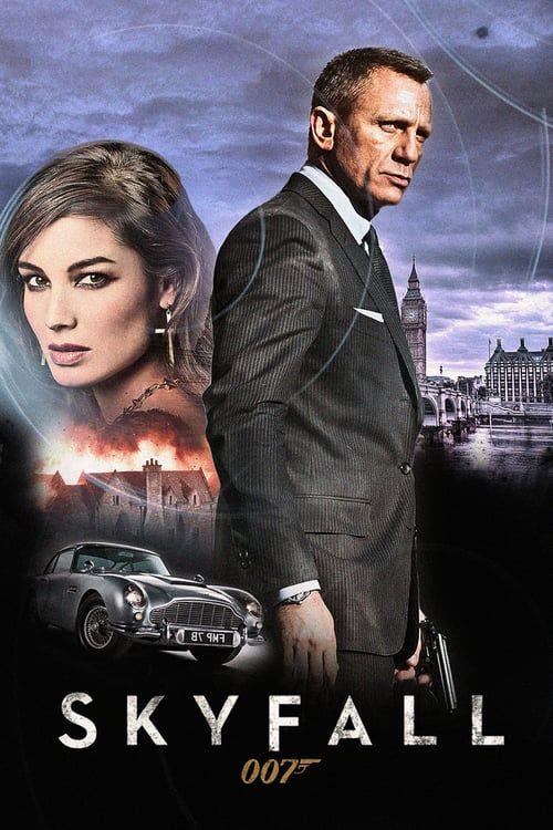 Watch Skyfall Full Movie Online Bond Movies James Bond Movie Posters James Bond Movies