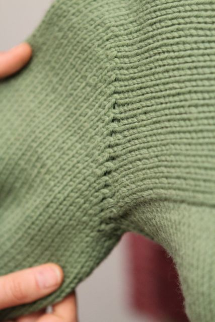 Knitting Techniques Finishing : Finish free knitting techniques beautiful sleeve and videos