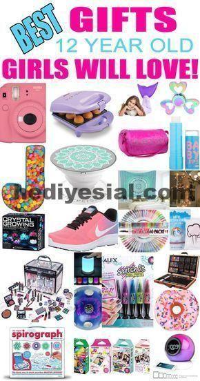 Idée Cadeau 12 Ans Cadeaux fille de 12 ans! Meilleures idées cadeaux et suggestions