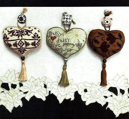 (1) Gallery.ru / Foto # 1 - Tre Sweet Hearts - credenza