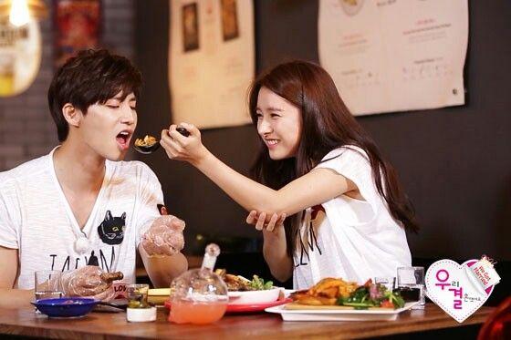 Song Jae Rim & Kim So Eun:
