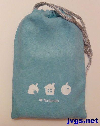 Fantastic My Animal Crossing 3Ds Pouch From Club Nintendo Animal Crossing Short Hairstyles Gunalazisus
