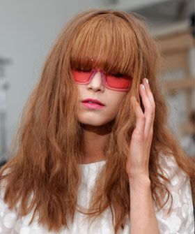 Got Long Locks? Mix It Up With These Runway-Inspired Tips