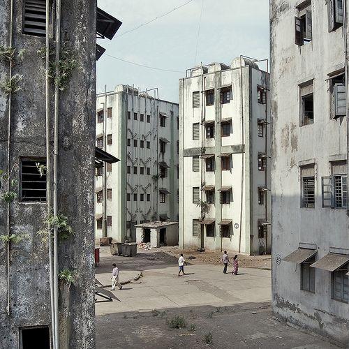 by Spencer Wilton, Mumbai.