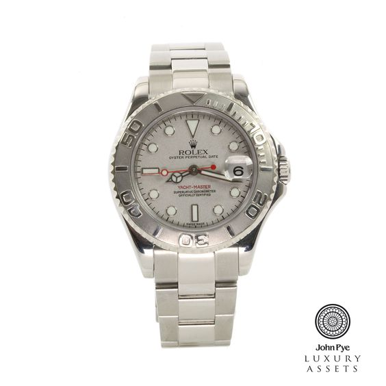 #rolex yachtmaster unisex stainless steel automatic #watch
