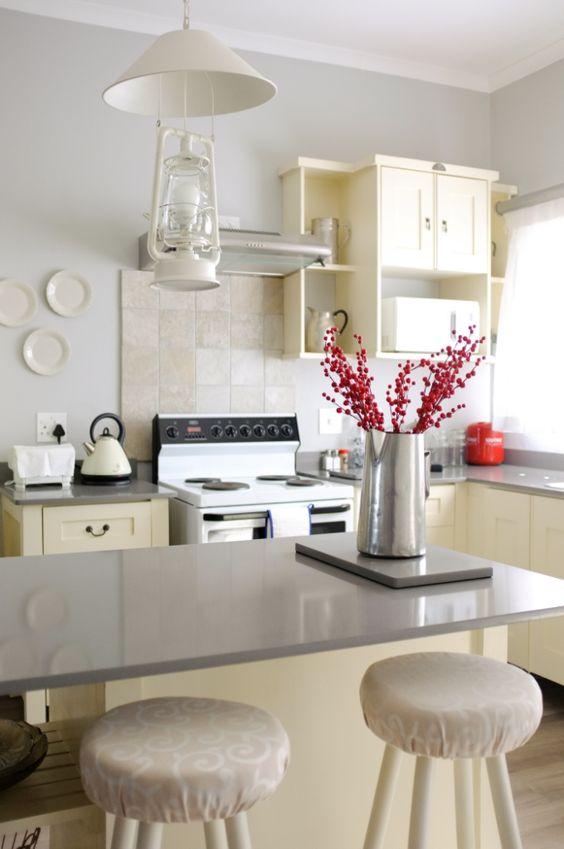 Swedish Style Kitchen with Filler Unit in corner | Real Milestone Kitchens  | Pinterest | Swedish