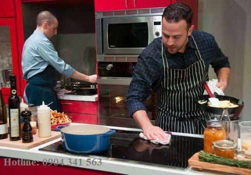Sử dụng bếp từ Chefs như thế nào đúng cách và hiệu quả