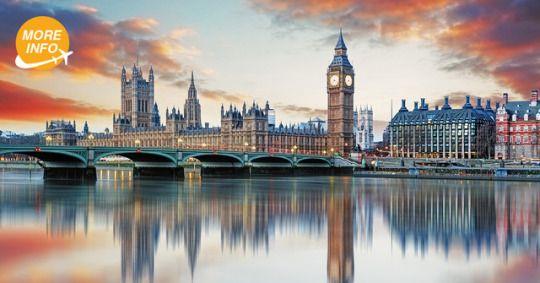 London Dublin 6 Nights W Air Hotels Flight Big Ben London London Wallpaper Big Ben