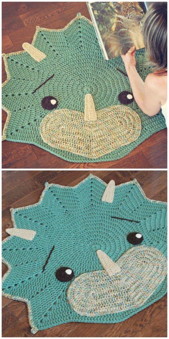 Crochet Animal Rugs By Irarott Etsy Best Ideas The Whoot Animal Rug Crochet Rug Baby Rugs