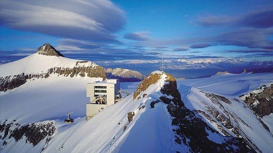 Glacier 3000 – Promenade du glacier - Suisse Tourisme