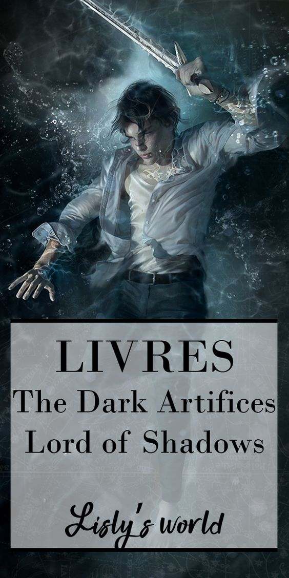 5 raisons de voir The Dark Artifices : Lord of Shadows