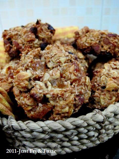 Resep Oatmeal Cookies Sehat Camilan Bagi Yang Sedang Diet Makanan Dan Minuman Resep Diet Makanan