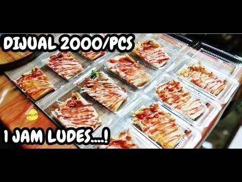1 Jam Ludezz Bukti Cari Duit Itu Gampang Jual Bablor Ide Usaha Jajanan Buka Puasa Terlaris Youtube Ide Makanan Resep Makanan Makanan Dan Minuman