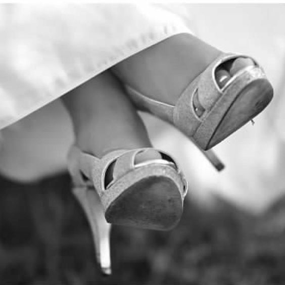 LoVe my wedding shoes!