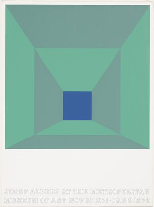 Josef albers color theory and blue on pinterest for Josef albers color theory