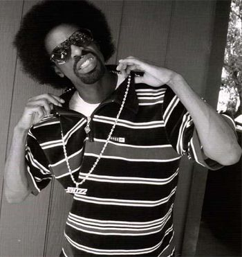 I'm obviously from the bay... Mac Dre
