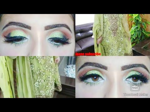 Step By Party Makeup For Beginners