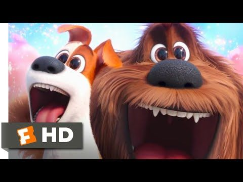The Secret Life Of Pets Hot Dog Heaven Scene Fandango Family