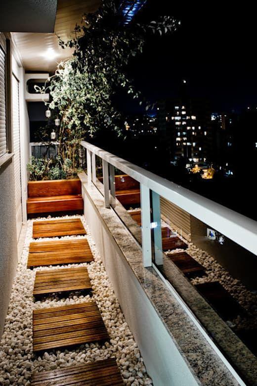 7 Grandes Ideas Para Balcones Y Terrazas Pequenas Homify Terrazas Diseno De Terraza Balcon Pequeno