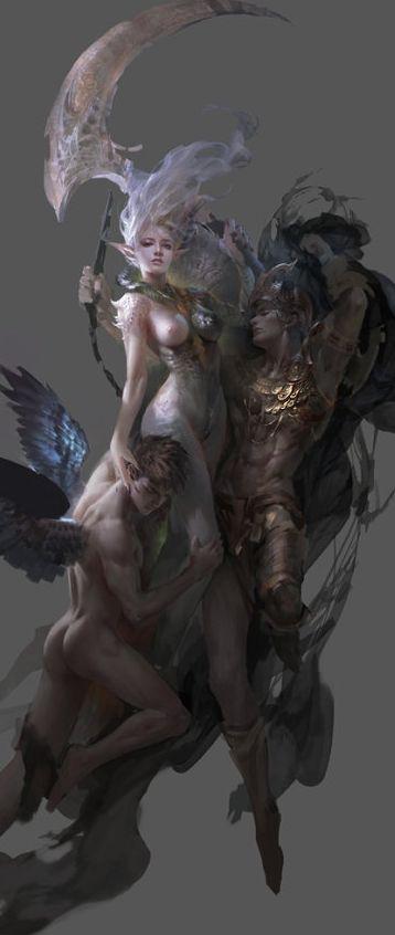 Galeria de Arte: Ficção & Fantasia (2) 613e748d76ff293ae9b7f754013c0f73