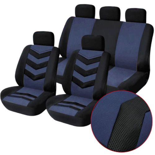 ราคา ตอรอง 9pcs Lot Durable Car Seat Covers Kits Universal ท น งรถ