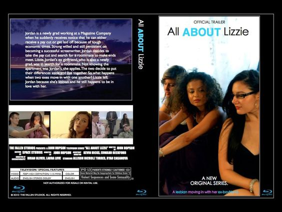 THE OFFICIAL DVD COVER