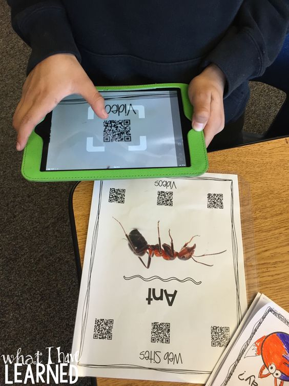 Using QR Codes in the classroom is great fun.  Find out some tips and tricks on how to use them effectively to engage students in research…