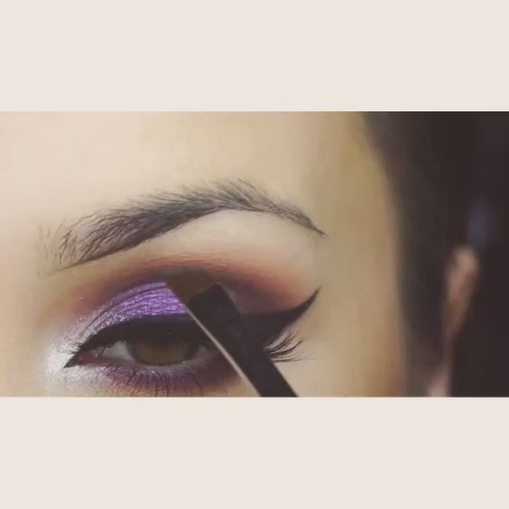 Brows on total #fleek! @miaumauve using our Brow Powder Duo to create her beautiful arches! // #sigmabeauty