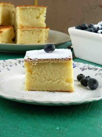 Hot Milk Cake Recipe, Step by step tutorial to make easy and quick ...