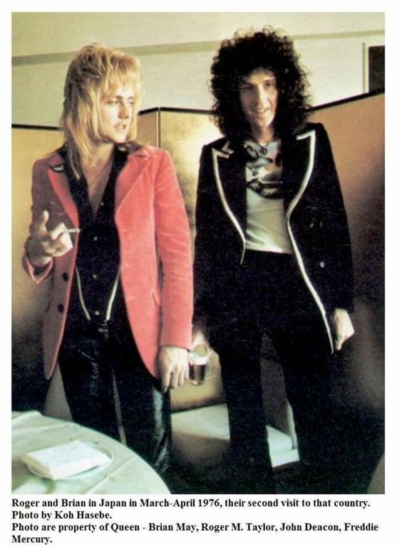 ロジャーとブライアン