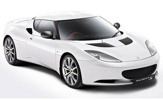 Who likes speed? The Lotus Evora S can reach 60 mph in 4.5 seconds.