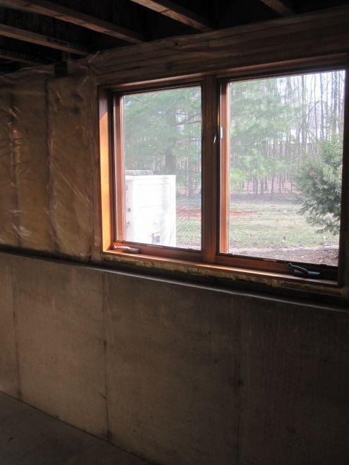 Framing Basement Half Concrete Wall Mycoffeepot In 2020 Framing A Basement Half Walls Concrete Wall
