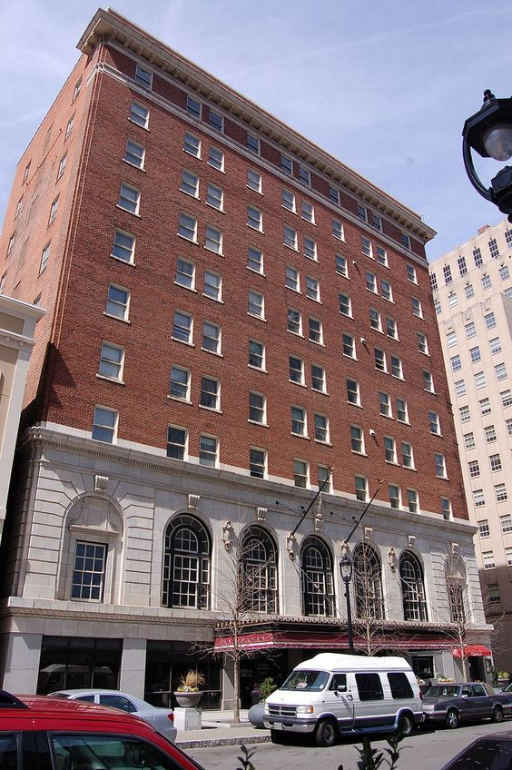 Sir Walter Raleigh Hotel in Wake County, North Carolina.