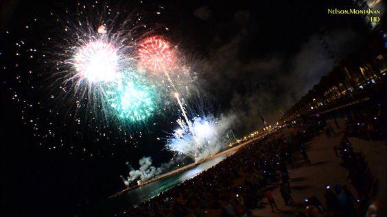 #Mercè14 - #Fireworks