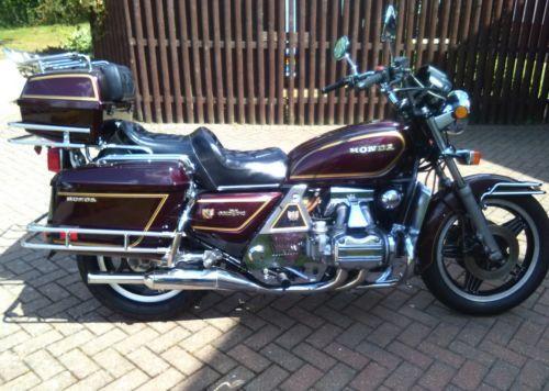 Ebay Honda Goldwing Gl1100 1980 Motorcycle 4163 Miles From New Motorbike Goldwing Honda Motorcycle