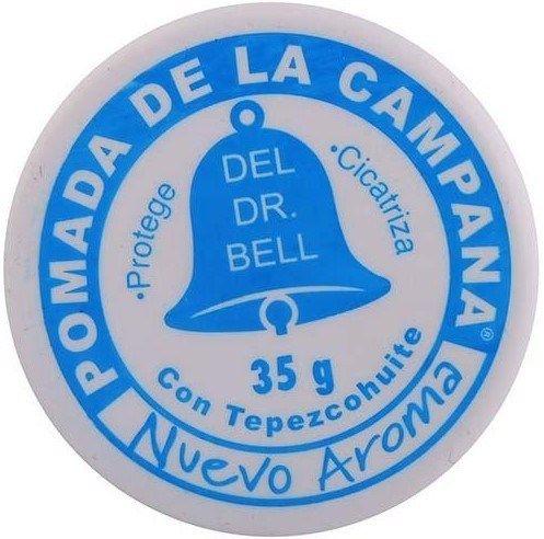 Pomada De La Campana Con Tepezcohuite Pomada De La Campana